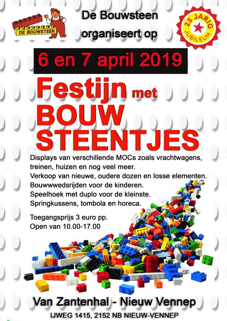 Nieuw Vennep LEGO Beurs 2019
